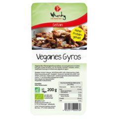 gyros vegano de wheaty