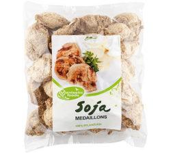 Medallones de soja de Vantastic Foods