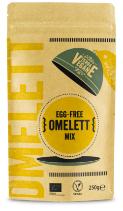 Huevo para tortilla de Terra Vegane