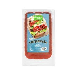 Carpaccio estilo bacon