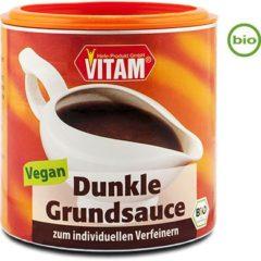 Salsa Vegana Bio oscura