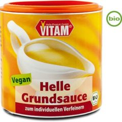 Salsa Vegana Bio 125g blanca