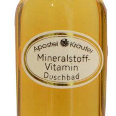 Gel de ducha y baño Vitamínico y Mineralizante 50 ml