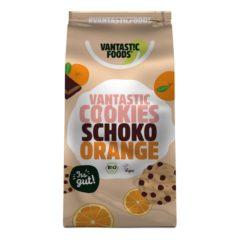 Cookies Vantastic Choco-Naranja 125 g