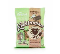 Caramelos veganos La Vaca doble choco165g