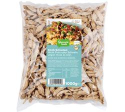 Carne de soja en porciones 1000g Paquete familiar